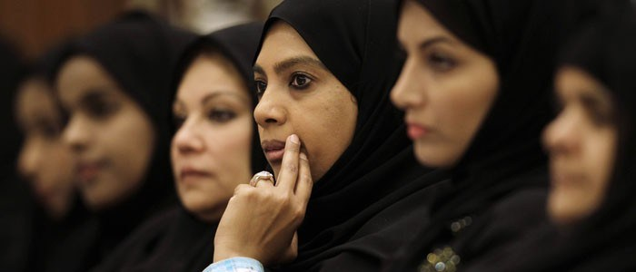 Saudi women in Red Sea city Jeddah, many now with advanced college degrees, are demanding change.