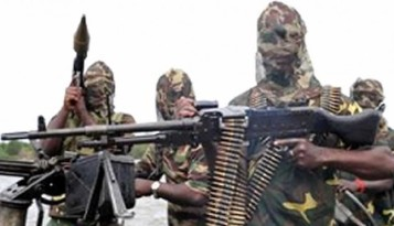 Boko Haram militants battle for an independent Islamic state in northeastern Nigeria.