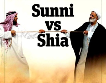 Sunnis (about 80 per cent of Muslims) and Shiites (15- 20 per cent) have waged deadly sectarian wars.