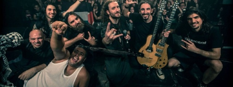 Who knew heavy metal could promote peace?  But that's just what's happening as the Israeli band, Orphaned Land, and the Palestinian band, Khalas, have toured Britain.  They come from different countries.  They even write different kinds of lyrics. But they have shown how art has an ability to transcend lines that politics often can't.