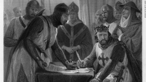 Magna Carta is one of the most celebrated documents in history. This document was signed in June 1215 between the barons of medieval England and King John.