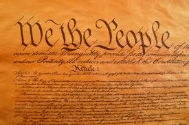 The United States Constitution and Bill of Rights was ratified in 1787.