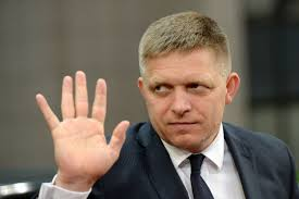 Slovak Prime Minister Robert Fico, who railed against the refugees. His appeal to extremist groups in Slovakia failed to secure him a majority coalition in the Slovak parliament.