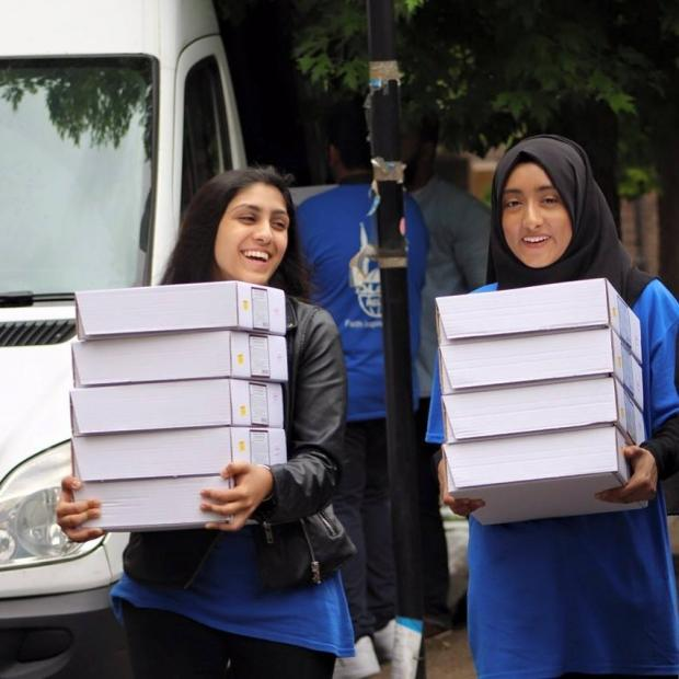 Since 2011 Muslim Relief for victims of war has expanded nationwide.
